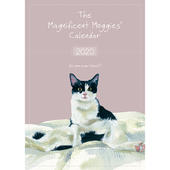 The Little Dog Laughed Magnificent Moggies 2020 Calendar