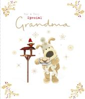 Boofle Very Special Grandma Christmas Greeting Card