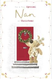 Boofle Very Special Nan Christmas Greeting Card