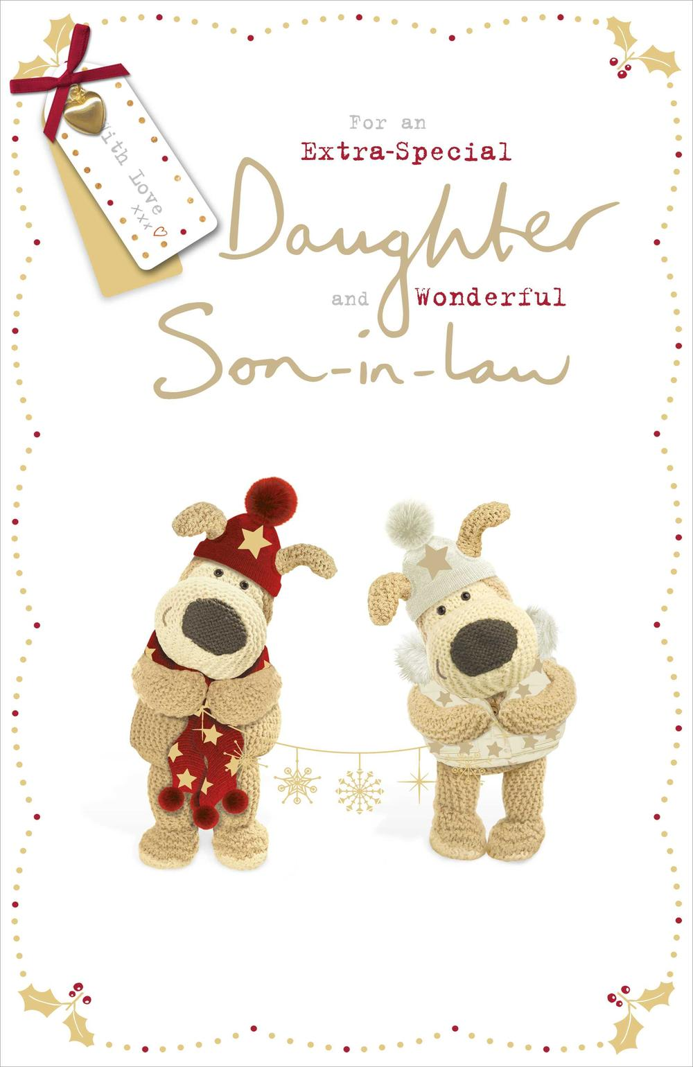 Brother /& Sister-In-Law Emma Grant Christmas Greeting Card Beautiful Xmas Cards