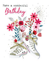 Have A Wonderful Birthday Irresistible Greeting Card