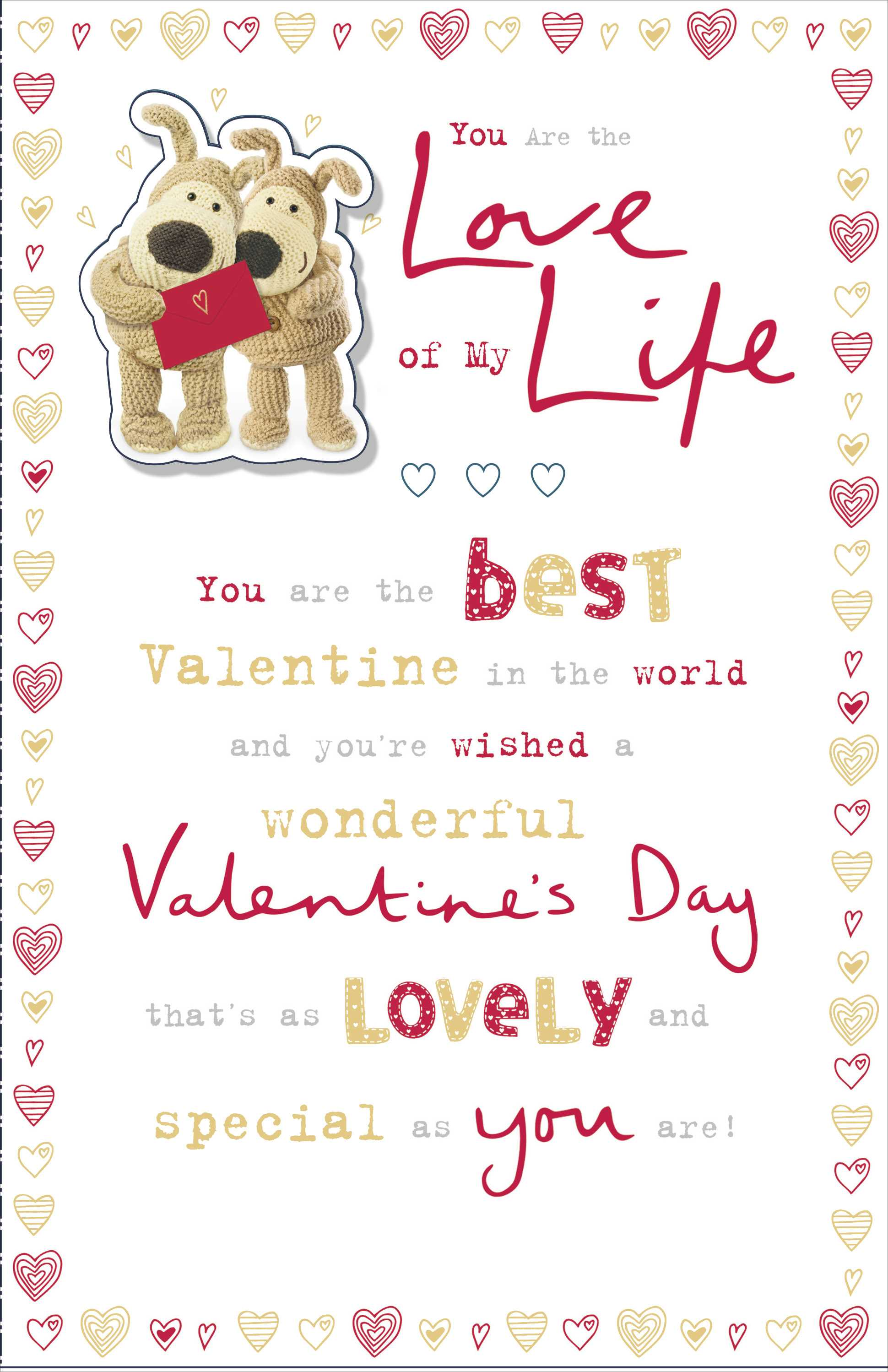 RED wording 20 Sentiment Greeting Card Crafts Message Banners BE MY VALENTINE