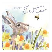 Happy Easter Pack of 5 Mini Easter Cards