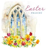 Easter Prayers Pack of 5 Mini Easter Cards