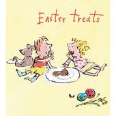 Pack of 5 Quentin Blake Easter Treats Greetings Cards