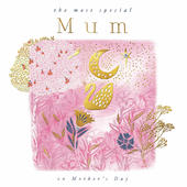 The Most Special Mum Mother's Day Greeting Card