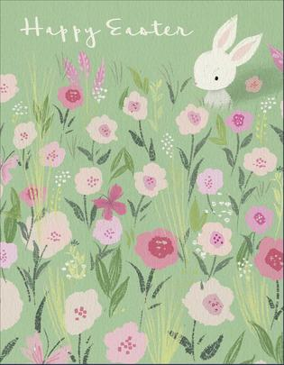 Pack of 6 RSPCA Charity Easter Greeting Cards