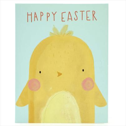 Pack of 6 British Heart Foundation Charity Easter Greeting Cards