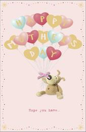 Boofle Happy Mother's Day Greeting Card