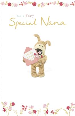 Boofle Very Special Nana Mother's Day Greeting Card