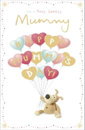 Boofle Very Lovely Mummy Mother's Day Greeting Card