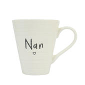 Nan Brings Happiness Guardian Angel Mug