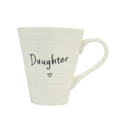 Daughter You Keep Me Young Guardian Angel Mug