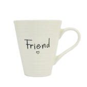 Good Friends Are Like Stars Guardian Angel Mug