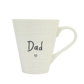 Dad To Me You Are The World Guardian Angel Mug