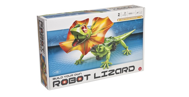 What makes the best pet, the Leopard Gecko, or a Robotic Lizard?