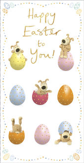 Boofle Happy Easter To You Easter Greeting Card
