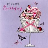It's Your Birthday Buttoned Up Greeting Card