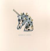 Jewelled Unicorn Birthday Greeting Card Handmade