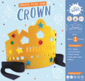 Get Set Make Create Your Own Crown Felt