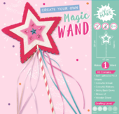 Get Set Make Create Your Own Magic Wand Felt