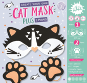 Get Set Make Create Your Own Cat Mask Felt