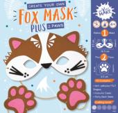Get Set Make Create Your Own Fox Mask Felt
