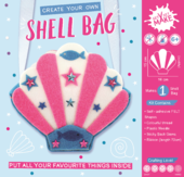 Get Set Make Create Your Own Shell Bag Felt