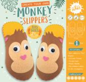 Get Set Make Create Your Own Monkey Sleepers Felt