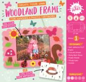 Get Set Make Create Your Own Woodland Frame Felt