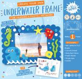 Get Set Make Create Your Own Underwater Frame Felt
