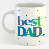 Best Dad Ever Mug In A Gift Box Father's Day Mug