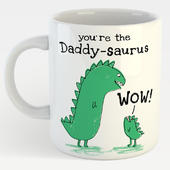 You're The Daddy-Saurus Roarsome Mug In A Gift Box Father's Day Mug