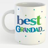 Best Grandad Ever Mug In A Gift Box Father's Day Gift Idea Mug