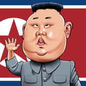 Kim Jong-un Birthday Greeting Sound Card Blank Inside