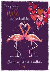 Congratulations Mr & Mrs Sausage Dog Wedding Greeting Card