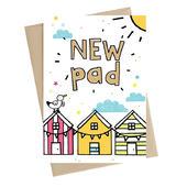 New Pad Greeting Card