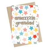 Amazzzin Grandad Greeting Card