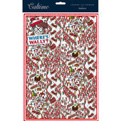 Where's Wally? Santa Land Caltime Christmas Advent Calendar