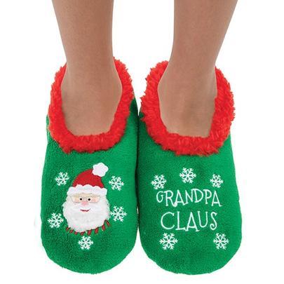 Snoozies! Xmas Family Grandpa Claus Mens Small