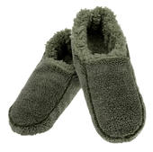 Snoozies! Green Two Tone Mens Medium