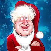 Boris Johnson Christmas Greeting Sound Card