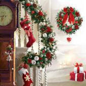 Stocking Musical Christmas Greeting Card