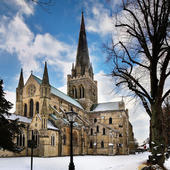 Chichester Cathedral Musical Christmas Card