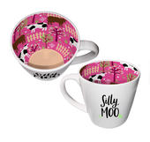 Silly Moo Inside Out Mug
