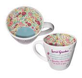 Special Grandma Who's Loved Inside Out Mug