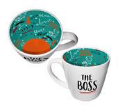 The Boss Head Honcho Big Wig Inside Out Mug
