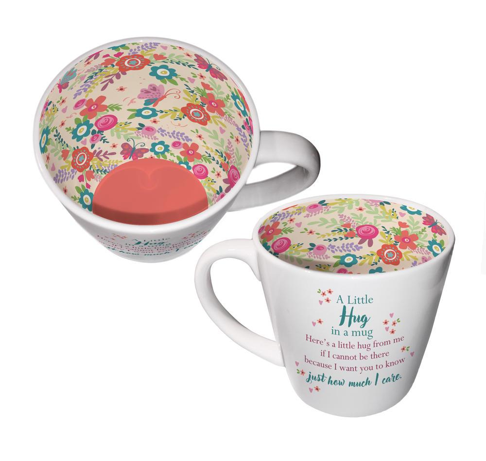 A Little Hug In A Mug Gift Inside Out Mug