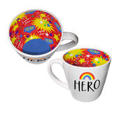 HERO Special Rainbow Inside Out Mug