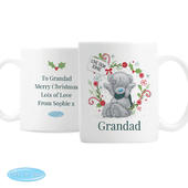 Personalised Me to You 'For, Grandad, Dad' Christmas Mug - Personalise It!